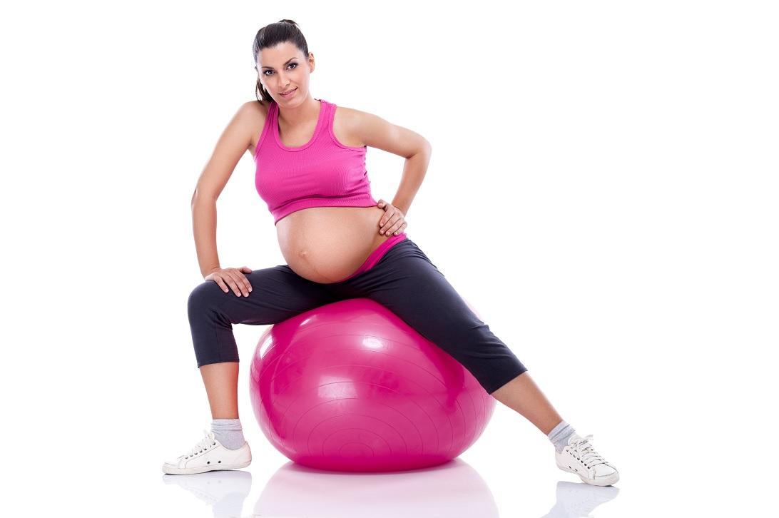 Ani v těhotenství nezapomínejte na cvičení.