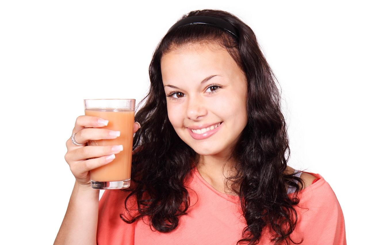 proteinový nápoj po cvičení